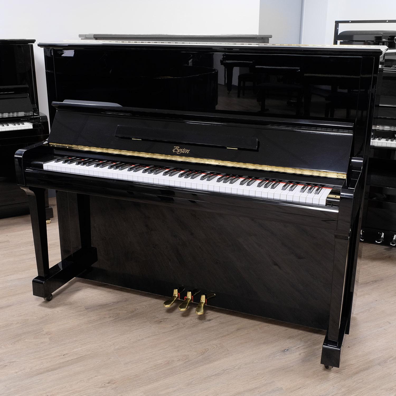 Used Boston 125 Upright Piano