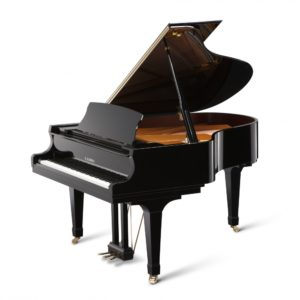 New Kawai GX2 Grand Piano - Black Polish