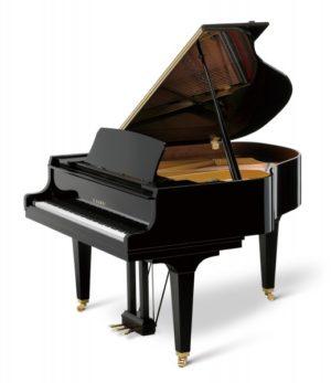 New Kawai GL30 Grand Piano - polished black