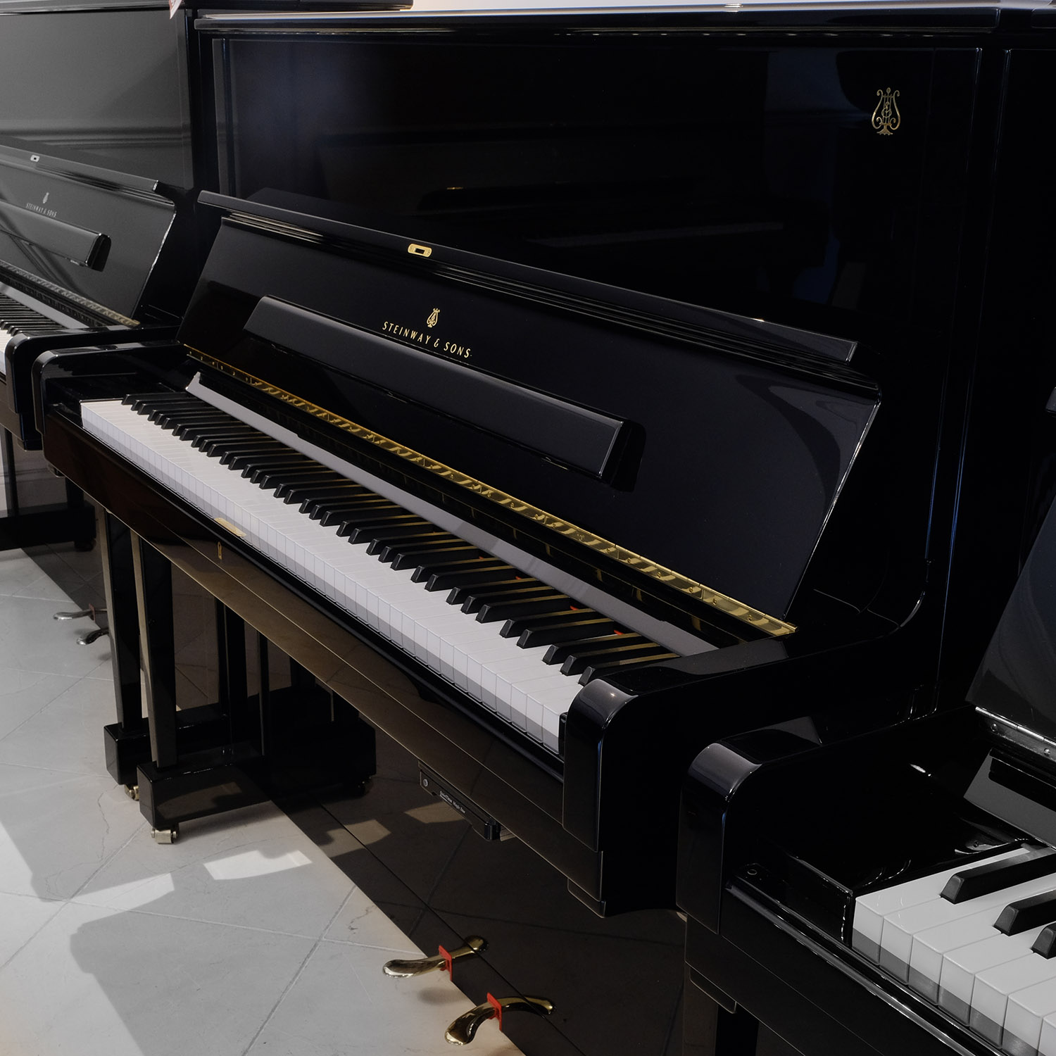 Used Steinway Amp Sons Model V Upright Piano Coach House
