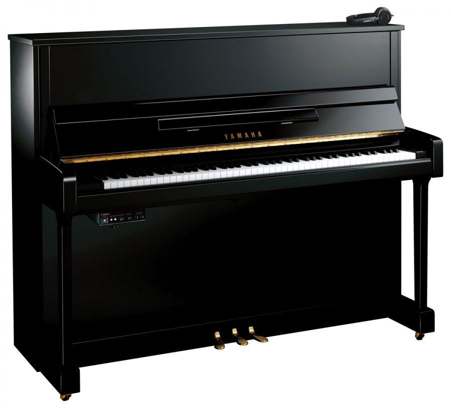 New Yamaha B3E SC2 Silent Upright Piano