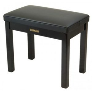 Yamaha GTB Polished Ebony Digital Piano Bench